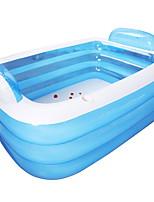 Недорогие -новая надувная двойная ванна три слоя не боятся давления специальные утолщенные взрослый утеплитель бассейн детская ванна оптом