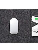 Недорогие -litbest 300 * 220 мм игровой коврик для мыши поддержка ци беспроводное зарядное устройство офис использовать резиновый коврик Dest с подогревом коврик для мыши