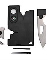 cheap -10 in 1 Multi Purpose Survival Tools Pocket Credit Card