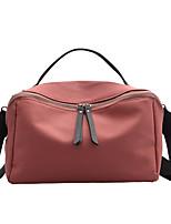 Недорогие -Жен. Полиэстер / Нейлон Сумка с верхней ручкой Сплошной цвет Лиловый / Розовый / Зеленый