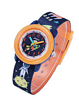 cheap -Kids Sport Watch Automatic self-winding Ocean Blue Water Resistant / Waterproof Adorable Analog Halloween Christmas - Blue