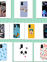 cheap -Case for Samsung scene graph S20 S20 Plus S20 Ultra A51 A71 Cartoon pattern full-painted TPU material soft phone case