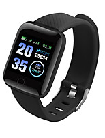 cheap -CD13 Men Women Smart Bracelet Smartwatch Android iOS Bluetooth Waterproof Heart Rate Monitor Blood Pressure Measurement Sports Calories Burned Pedometer Call Reminder Activity Tracker Sleep
