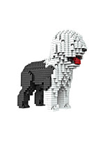 cheap -Building Blocks Educational Toy 950+ Dog compatible Molded ABS Legoing DIY Animal Design Boys and Girls Toy Gift