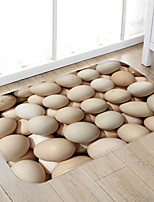 Недорогие -Яичный принт высокое качество пены памяти коврик для ванной и коврик для ванной нескользящий абсорбент супер удобный фланель коврик для ванной коврик