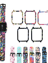 cheap -Watch Band for Amazfit Bip / Amazfit GTS / Amazfit GTR 42mm Amazfit Sport Band Silicone Wrist Strap
