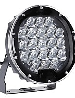 cheap -1Pcs LED 9-32V DC IP68 6000K 105W 6000LM Headlights For Motorcycle Car ATV JEEP