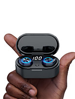 cheap -TW80 TWS True Wireless Earbuds Bluetooth 5.0 Stereo with LED Power Display for Sport Fitness