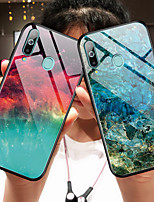 cheap -New Colorful Tempered Glass Phone Case For Samsung Galaxy  S20 / S20 Plus / S20 Ultra / S10 / S10 Plus / S10e / S9 Plus / S9 / Note 10 / Note 10 Plus / A70 / A60 / A50 / A40 / A30 / A20 / A10 / A20e
