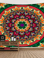 cheap -Bohemian style digital printed tapestry Decor Wall Art Tablecloths Bedspread Picnic Blanket Beach Throw Tapestries Colorful Bedroom Hall Dorm Living Room Hanging