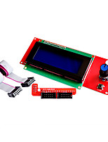 cheap -Ramps 1.4 2004 LCD Control with Smart Adapter Controller Board Motherboard Part