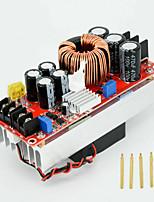 Недорогие -1500 Вт 30A DC повышающий преобразователь повышающий модуль питания 1060 В до 1290 В заменить акк
