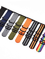 cheap -Watch Band for Apple Watch Series 5 / Apple Watch Series 5/4/3/2/1 / Apple Watch Series 4 Apple Sport Band Fabric / Nylon Wrist Strap