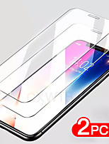 cheap -2pcs 9H Tempered Glass on the For iPhone 8 7 6 6S Plus 5 5S SE Screen Protector For iPhone11 Pro Max X XR XS Max  SE Protective Flim