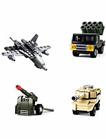 cheap -Building Blocks Educational Toy Construction Set Toys 169 pcs Vehicles Truck Cartoon compatible Plastic Shell Legoing Exquisite Hand-made Decompression Toys DIY Boys and Girls Toy Gift / Kid's