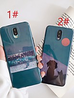 cheap -OPPO Phone Case IMD TPU Cartoon Pattern for OPPO RENO RENO2 R11 R15 R17 R9S Back Cover