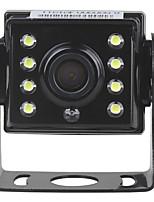 Недорогие -ziqiao 480 телеканалов 720 x 576 ccd проводная 170-градусная водонепроницаемая камера заднего вида / plug and play / ahd для автомобиля / автобуса / грузовика