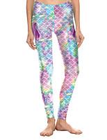 cheap -Inspired by Cosplay Mermaid Pants Leggings Polyster Pants For Women's