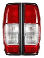 cheap -Car Left/Right Tail Light Brake Lamp with Bulb For Nissan Navara D22 D23 Pickup 1998-2004