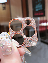 cheap -Bling Diamond Camera Lens Protector For iPhone 11 Pro Max Glitter Rhinestone Camera Protective Ring For iPhone 11 Pro Max Cover