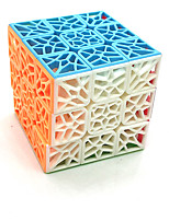 cheap -Speed Cube Set 1 pc Magic Cube IQ Cube Scramble Cube / Floppy Cube 3*3*3 Magic Cube Puzzle Cube Office Desk Toys Geometric Pattern Teenager Adults' Toy All Gift