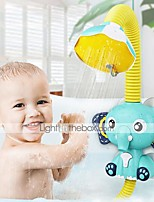 cheap -Bath Toys Baby Water Game Elephant Model Faucet Shower Electric Water Spray Toy For Kids Swimming Bathroom Baby Toys