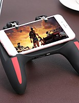cheap -H10 Gaming Accessories Handheld Grip Game Controller Joystick Gamepad for Pubg Trigger Dual Cooling Fan Game Cooler for Phones