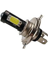 Недорогие -otolampara 1шт pk43t лампочки для мотоциклов 20 Вт в сборе 1600 лм 4 светодиодные фары для yamaha / триумф все годы