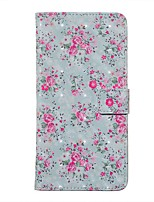 cheap -Case For Samsung Galaxy S20 / Galaxy S20 Ultra / Galaxy S10E Wallet / Card Holder / with Stand Full Body Cases Flower PU Leather For Galaxy S10 Plus/A51/A71/A20E/A01/Note 10 Plus