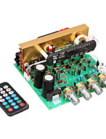 cheap -Bluetooth Amplifier Board Digital Audio Stereo Hi-Fi 18-26 V 2.1 Adapters 20-30000 Hz for Car Home Theater Speakers DIY