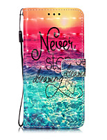 cheap -Case For Huawei P40 Pro Huawei P40 lite Phone Case PU Leather Material 3D Painted Pattern Phone Case for Huawei P30 Pro P30 lite P20 Pro P20 lite