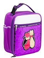 cheap -Women's Zipper PU Top Handle Bag Leather Bags Animal Rainbow