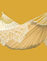 Недорогие -кисточка гамак двойной увеличенный холст гамак конопля хлопок богемная фотография реквизит открытый крытый