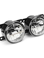cheap -Car 2SMD LED Fog lights left/right White Universal for Honda Civic Fit Odyssey