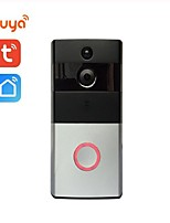 cheap -Video Doorbell 720P Video Improved Motion Detection Easy Installation