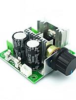 Недорогие -12v-40v 10a губернатор PWM постоянного тока скорость двигателя переключатель электронный