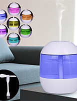 cheap -3 in 1 700ML USB Air Humidifier Ultrasonic Aroma Air Diffuser with LED Light And USB Fan Stylish Portable Air Humidifier