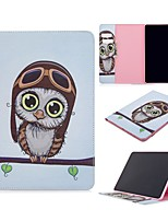 cheap -Case For Apple iPad Air / iPad 4/3/2 / iPad Mini 3/2/1 Wallet / Card Holder / with Stand Full Body Cases Animal PU Leather For iPad 10.2 2019/New Air 10.5 2019/Pro 11 2020/Mini 4/Mini 5/Pro 9.7