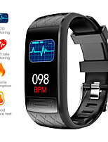 cheap -V3E ECG Smart Bracelet Heart Rate Blood Pressure Oxygen Monitor  IP67 Waterproof 1.14 Color Screen Smart Band Sport Wristband