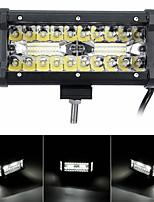 cheap -6.5inch 56W LED Work Light Bar 10-32V IP67 Driving Lamp With Side Light For Offroad SUV ATV UTV 4WD Truck