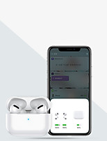 Недорогие -litbest al-d8 tws правда беспроводные наушники беспроводная связь Bluetooth 5.0 с регулятором громкости зарядное устройство Smart Touch Control переименовать GPS найти мои устройства (IOS) для