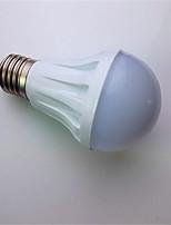 cheap -1pc 5 W LED Globe Bulbs 300 lm E14 E26 / E27 10 LED Beads SMD 5730 Warm White White 220-240 V