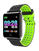 cheap -M19 Smart watch Unisex Smartwatch Smart Wristbands Android iOS Bluetooth Heart Rate Monitor Blood Pressure Measurement Calories Burned Media Control Distance Tracking Pedometer Call Reminder Sleep