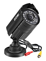 cheap -ZOSI H.265 1080P HD-TVI AHD CVI CVBS Analog Security CCTV Camera for Home Office Surveillance CCTV System - Bullet bnc Camera with Night Vision Black Waterproof IP66 Outdoor Indoor