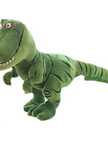 cheap -1 pcs Stuffed Animal Pillow Stuffed Goblin Toy Plush Doll Plush Toy Plush Toys Plush Dolls Stuffed Animal Plush Toy Dinosaur Figure Jurassic Dinosaur Creative Tyrannosaurus Rex Hand-made Flannel M-002