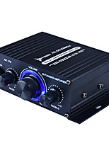cheap -Power Amplifier Subwoofer Digital Audio Stereo Hi-Fi 20+20 2.0 AK170 90 for Car Home Theater Speakers DIY