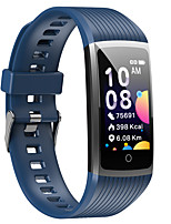 cheap -696 R12 Unisex Smart Wristbands Android iOS Bluetooth Waterproof Heart Rate Monitor Blood Pressure Measurement Sports Information Pedometer Call Reminder Activity Tracker Sleep Tracker Sedentary
