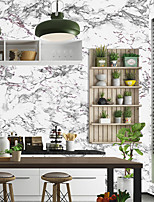 cheap -Marble Pattern Self Adhesive Wallpaper 3D Waterproof Home Decor Wallpapers for Living Room Decorative Wall Stickers 45CM*100CM