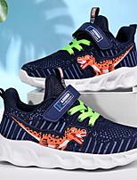 Недорогие -Мальчики Удобная обувь Сетка Спортивная обувь Большие дети (7 лет +) Красный / Оранжевый / Бежевый Весна