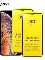 Недорогие -9d защитная пленка для iphone se2 8 7 6 плюс защитное стекло 9h полное закаленное стекло для iphone 11 pro max x xr xs max